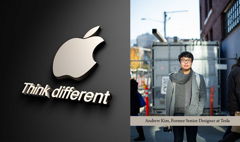 apple hires andrew kim designer