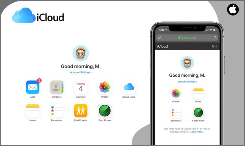 Apple releases updates for iCloud.com