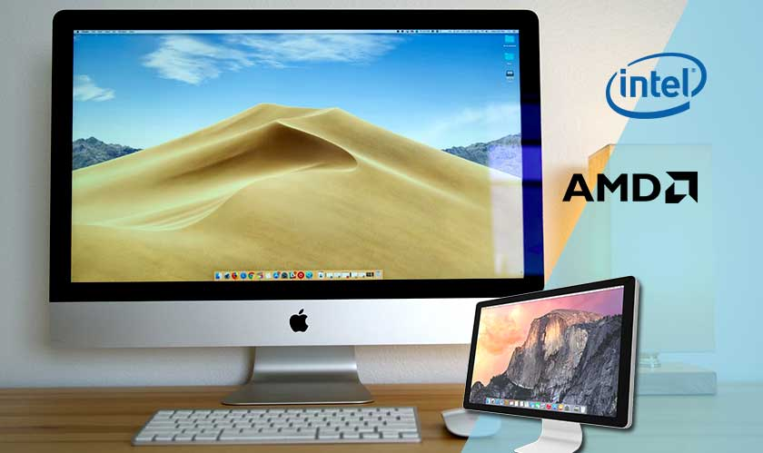 New Intel processors and AMD GPUs for Apple iMac update