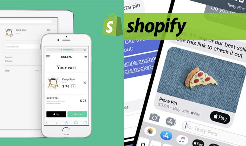 Shopify online stores can tap into iMessage Business Chat