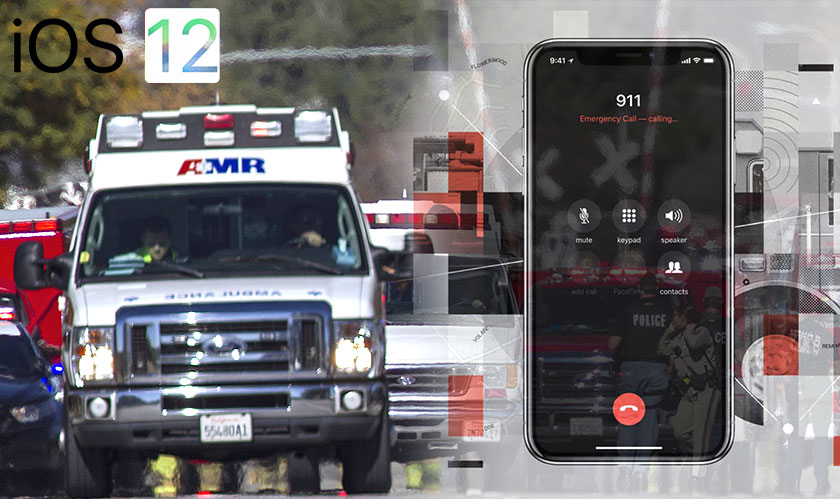 apple ios12 saving lives