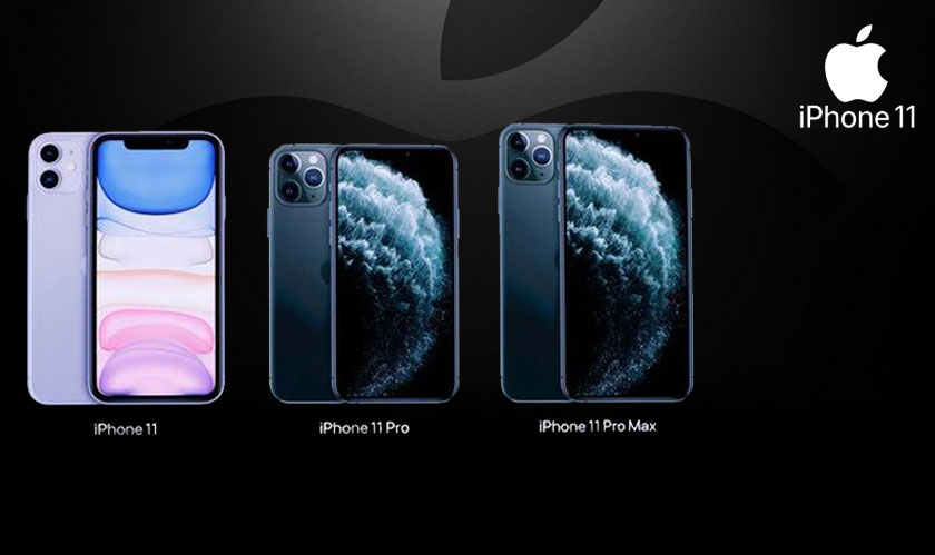 Apple officially launches its iPhone 11 trio