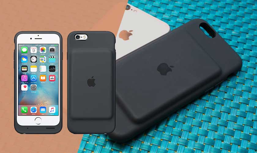 New battery cases for your latest iPhone from Apple