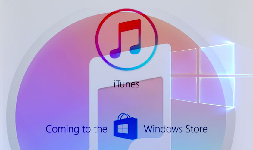 Apple iTunes finally comes to the Windows Store