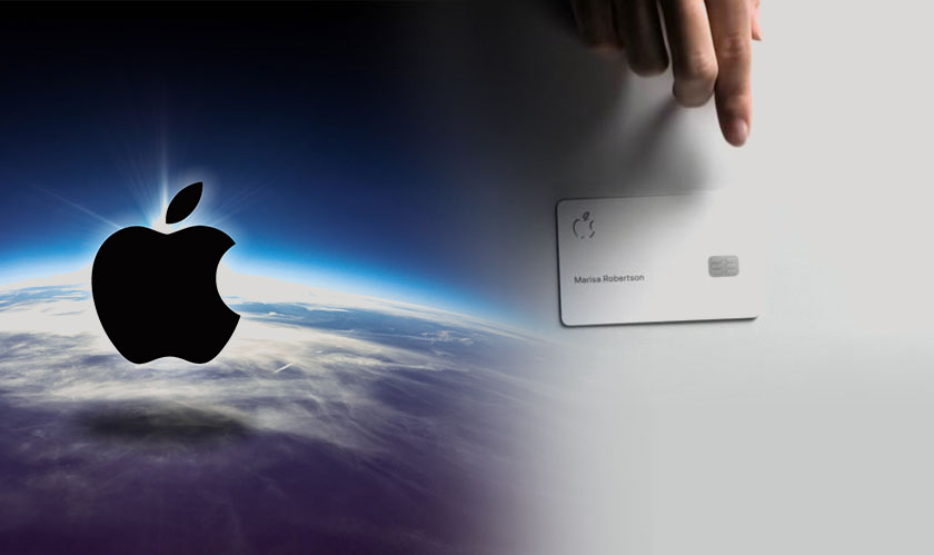 Apple's surprises with a new Credit Card