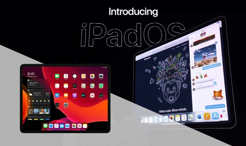 iPad gets a major update with the launch of iPadOS