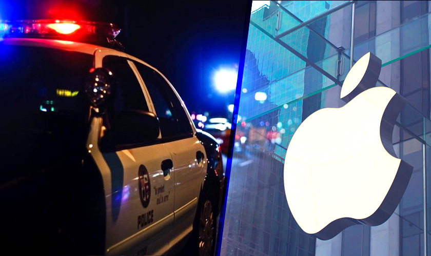 Apple is launching a portal to help out law enforcement officials