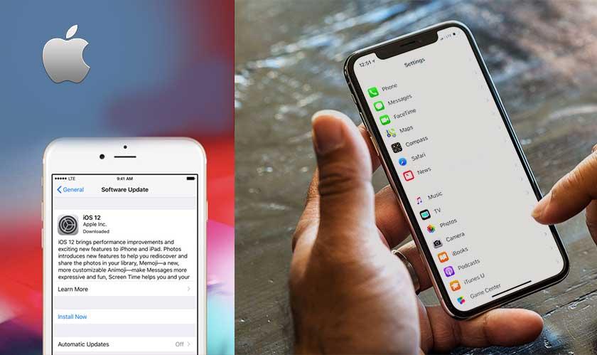 apple new ios update