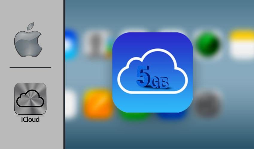 apple free icloud storage 5gb