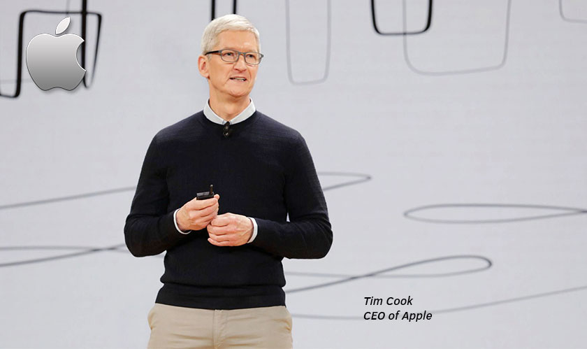 Apple is moving privacy protection forward: Tim Cook
