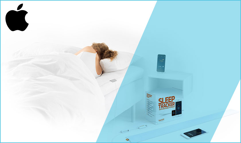 Track your sleep with Beddit tracker from Apple