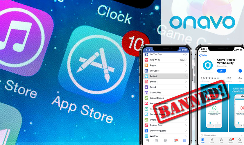 Apple strikes out Onavo from its App Store safeguarding privacy