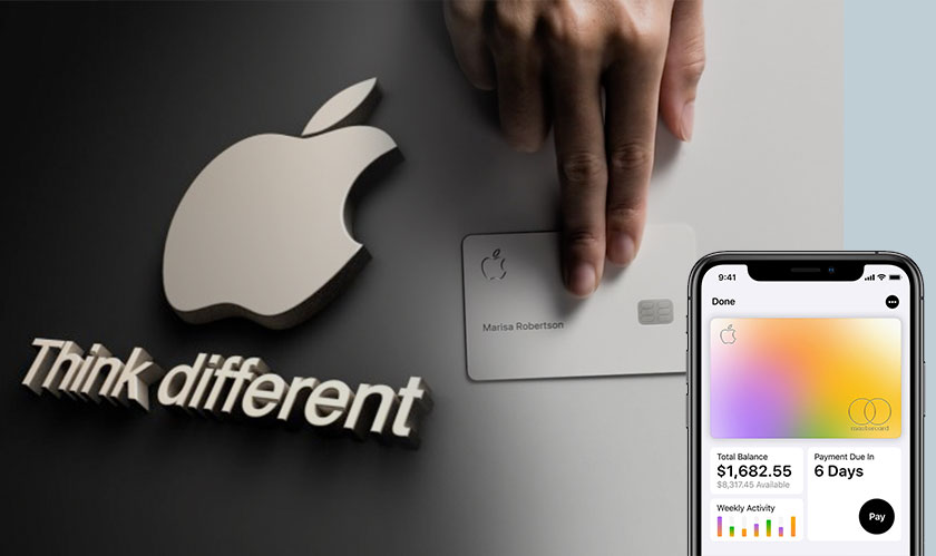 apple rolls out payment card