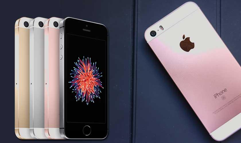 apple se on sale