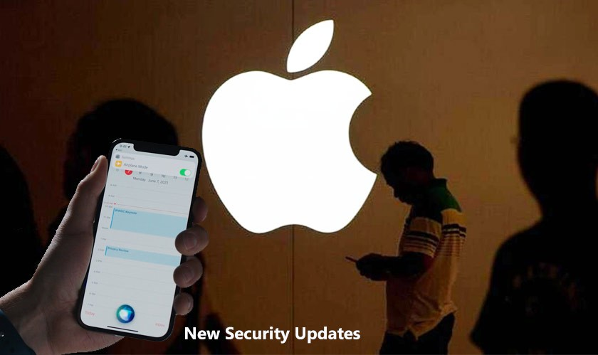 Apple Releases New Security Updates to Protect Its Devices from Invasive Spyware