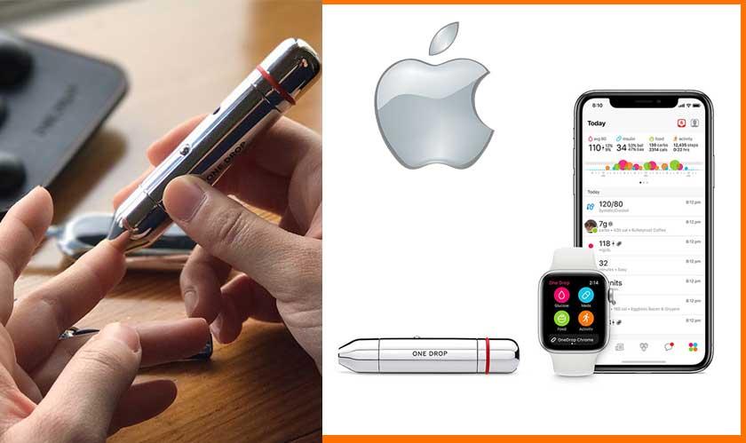 apple sells diabetes monitors