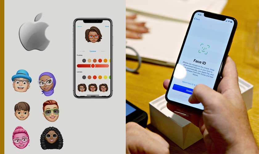 Siri gets emojis with a new Face ID feature