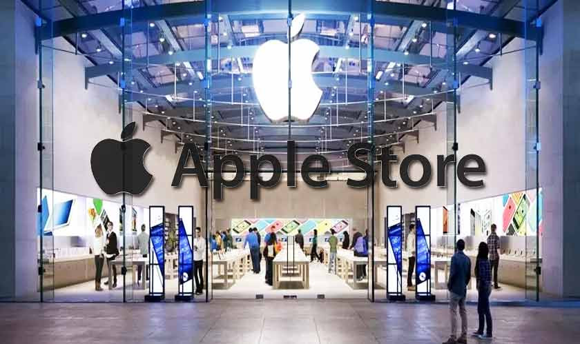 Apple continues building retail stores regardless of people's choice