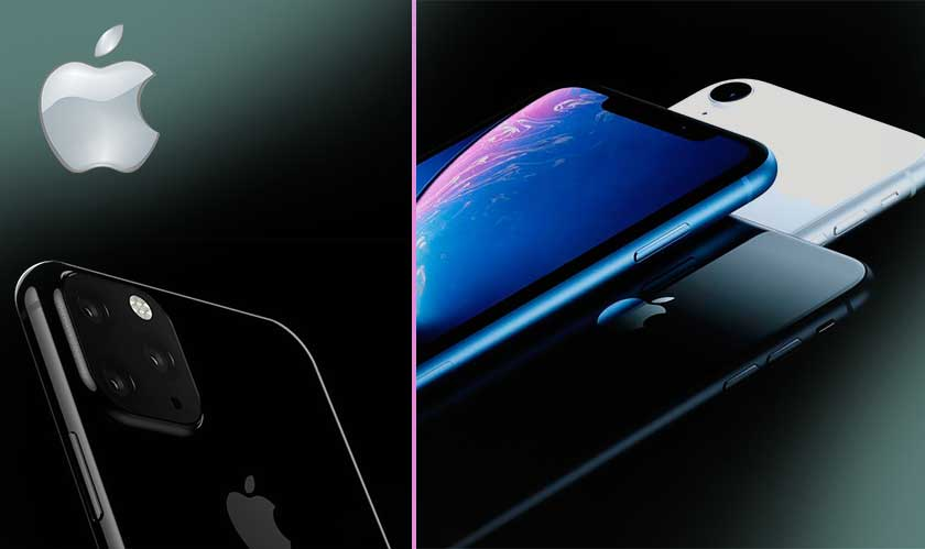 apple 3 new iphones 2019