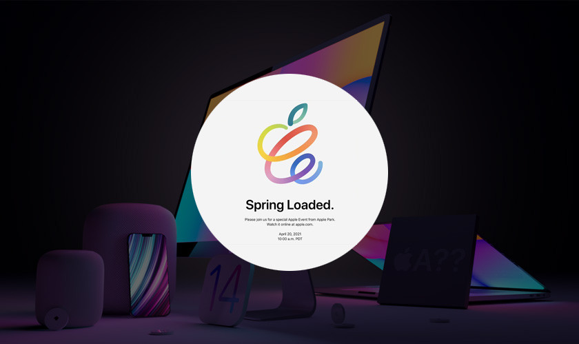 Apple to announce several new products in its Spring Loaded event today