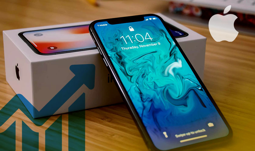 Apple ups iPhone X production with low XS sales