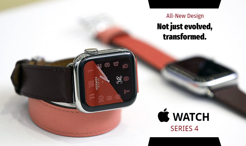 Apple Watch Series 4 is a feature-packed smartwatch for aged, millennial
