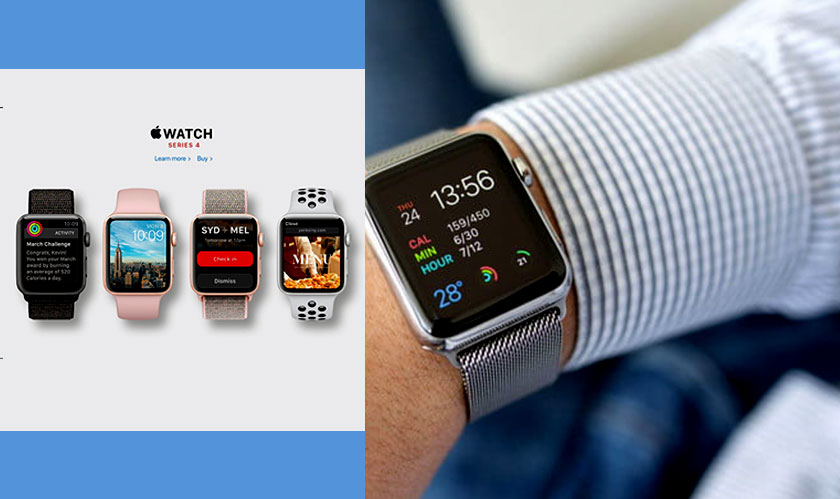 Apple Watch Series 4 in the limelight, outshines iPhones