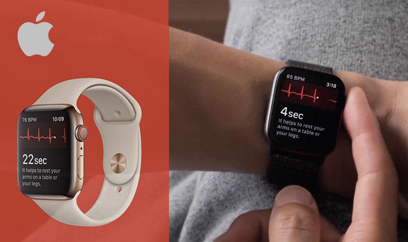 apple watchos update include ecg