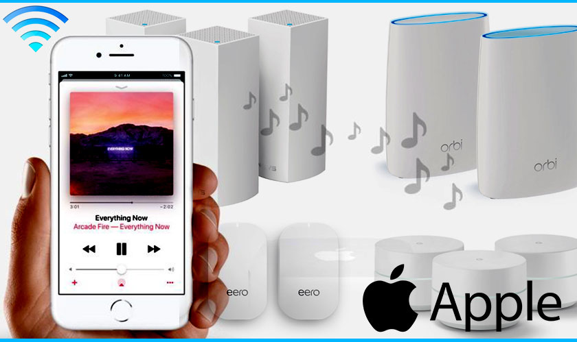 apple discontinues airport routers