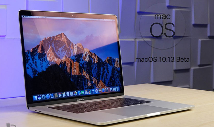 Apple's macOS High Sierra updates are below the surface
