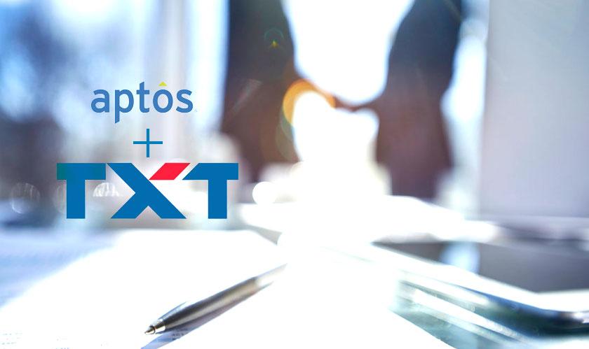 Aptos procure TXT Retail