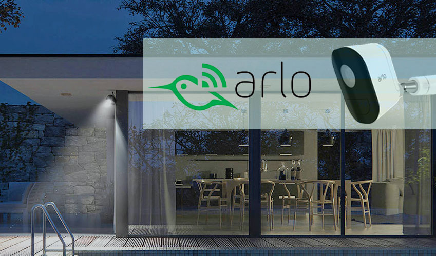 arlo  light new features