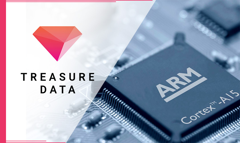 Arm buys Treasure Data, to push for its IoT vision
