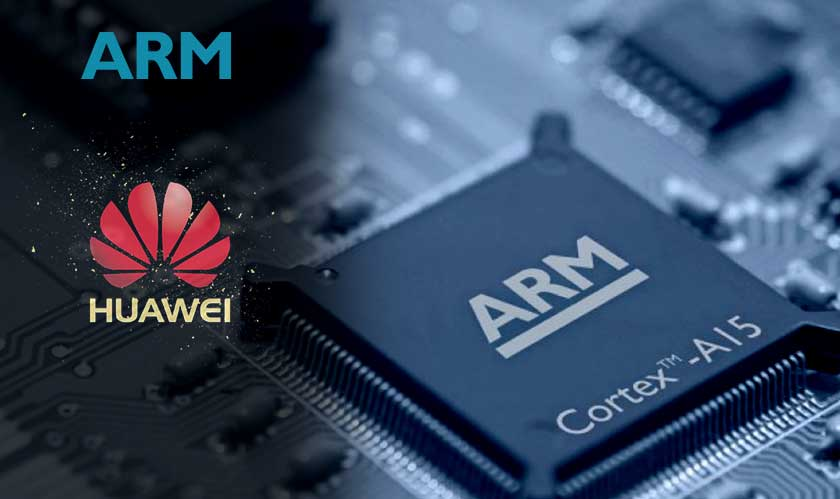 Huawei's next blow is chip designer company ARM