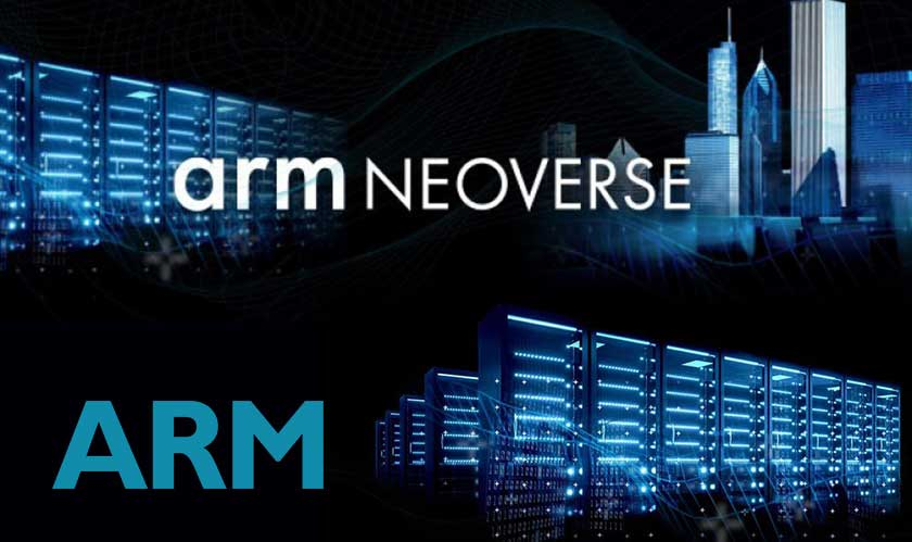 Arm launches new products for a cloud and edge push