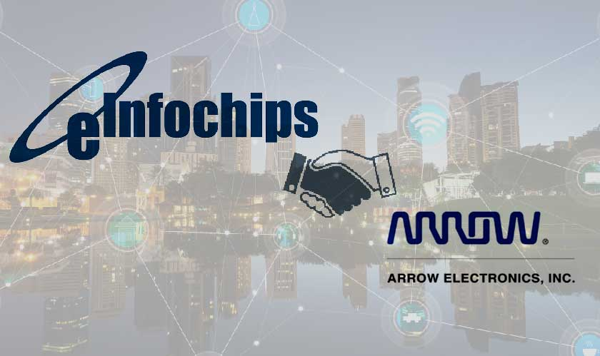 arrow will obtain elnfochips