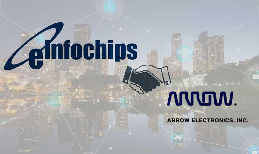 arrow will obtain elnfochips