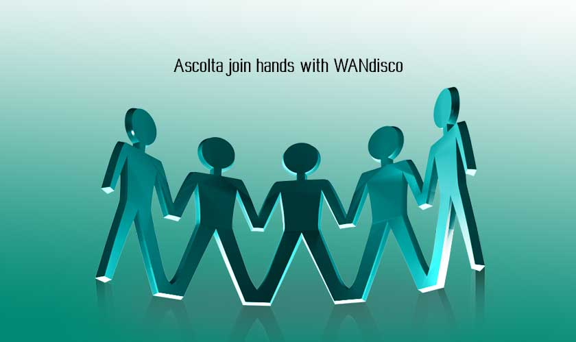Ascolta join hands with WANdisco