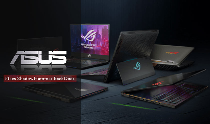 ASUS patches the ShadowHammer malware