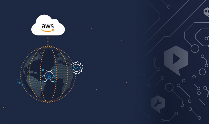 AWS is again the global cloud infrastructure market leader