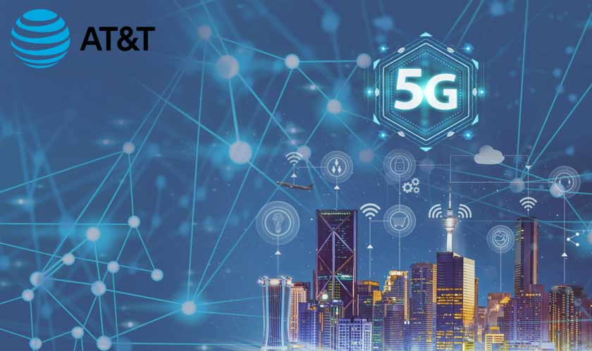 AT&T's 5G comes to more cities