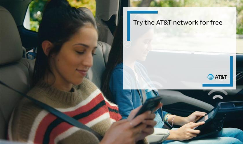 AT&T offers free data trials of its 4G LTE to businesses and organizations
