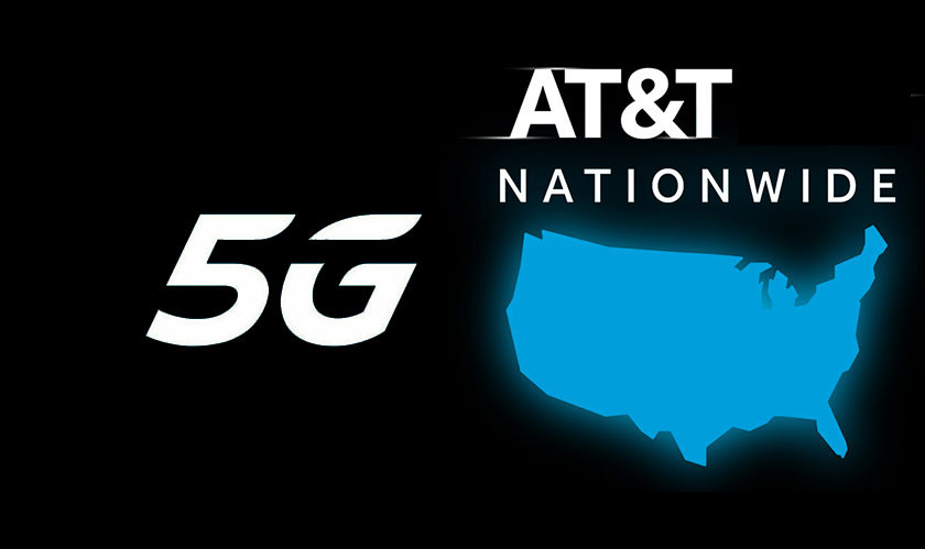 AT&T Says 5G Available Nationwide, Announces New Plans