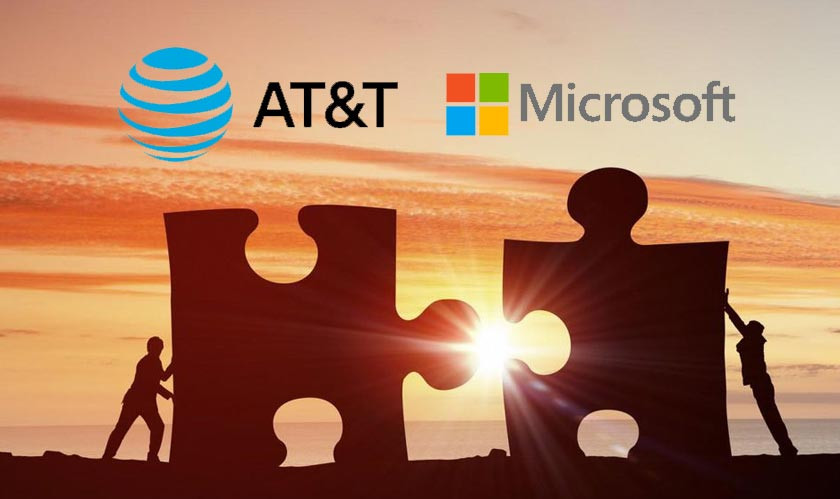 AT&T and Microsoft Partnership to streamline cloud connectivity
