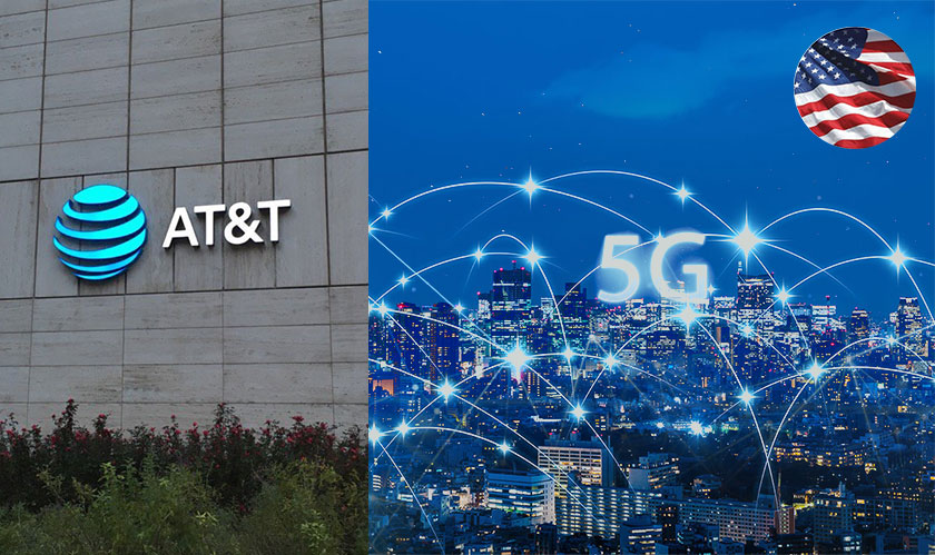 AT&T becomes the first telecom to offer 5G in the U.S