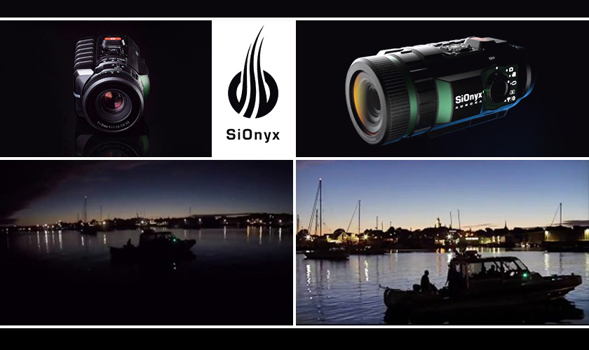 Lights Camera Action! SiOnyx Aurora, the world's first day/night camera