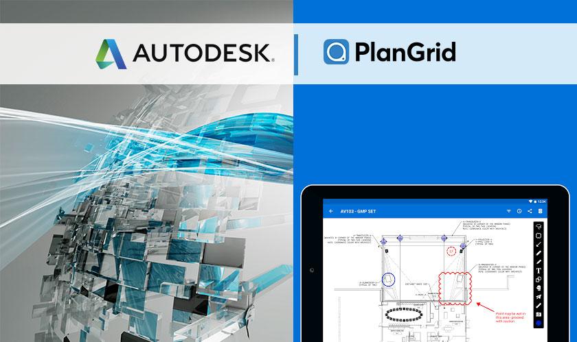 autodesk to acquire plangrid