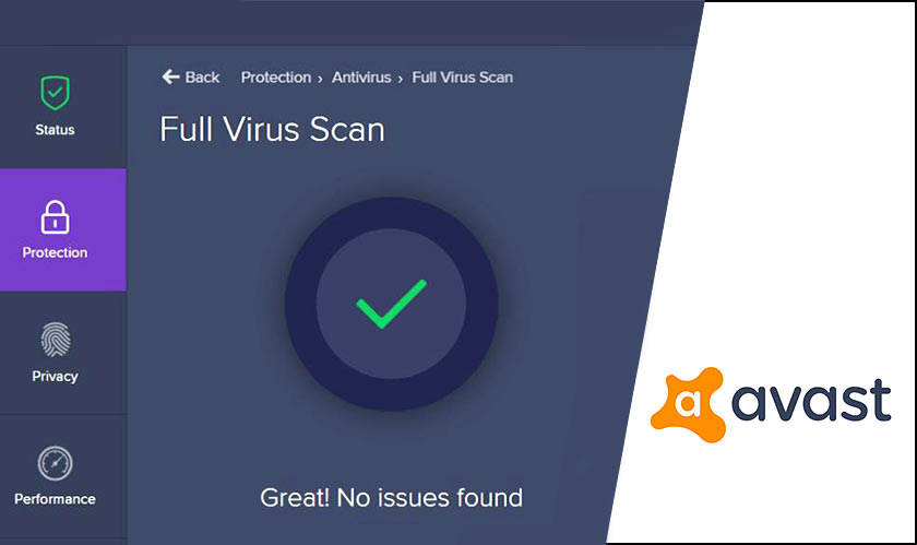 avast antivirus privacy web browsing data