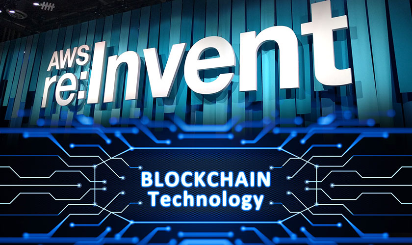 Amazon unveils two new AWS blockchain products at re:Invent