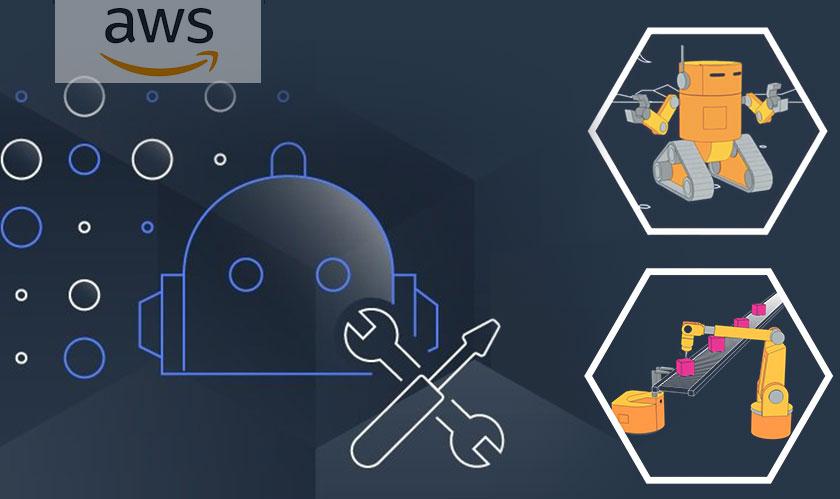 AWS RoboMaker help accelerate the time-consuming robotics development